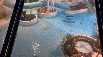Viikonloppumatka Oulun Eden-kylpylään