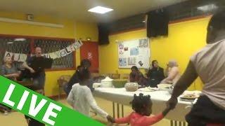 Concert dans un centre social [Anthony Chanteur Pro]