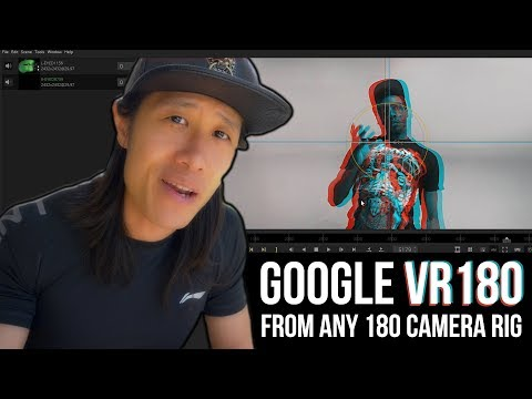Create better Google VR180 with any 180° camera solution w/ Mistika VR | Demystify  VR180 Part 2