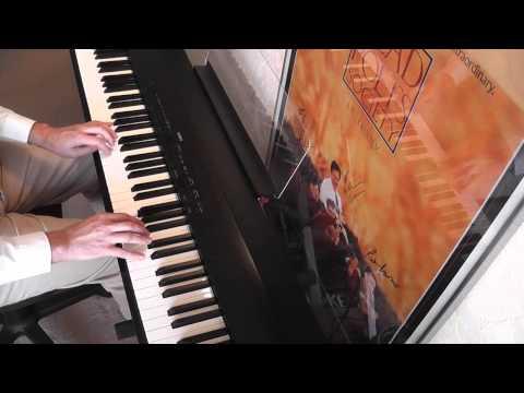 Lonely Man - Incredible Hulk theme - Piano - Sad song (HD)