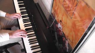 Lonely Man - Incredible Hulk theme - Piano - Sad song (HD)