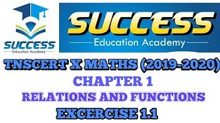 Subscribe Chapter1|Exercise 1.1|Q.No.1(i) | TNSCERT | Class 10th New Syllabus