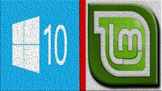 How to remove linux mint from dual boot windows 10