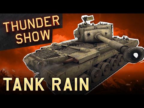 Thunder Show: Tank Rain