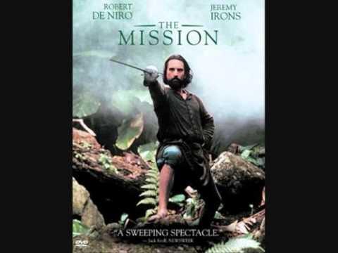 The mission-Ennio Morricone-Colonna Sonora