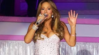 (HD) Mariah Carey Diva Moment & Subtle Invitation @ Palms Cassino, Pearl Theatre, Las Vegas
