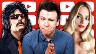 "WOW Controversial DeepFakes BANNED Dr Disrespect Trudeau Peoplekind "" Joke"" and More"
