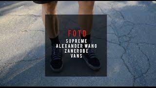 Fit of the Day! - Alexander Wang, Zanerobe, Vans Thumbnail