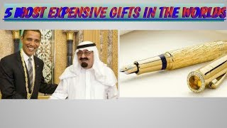 5 Most Expensive Gifts In The World || By iTV Urdu Hindi