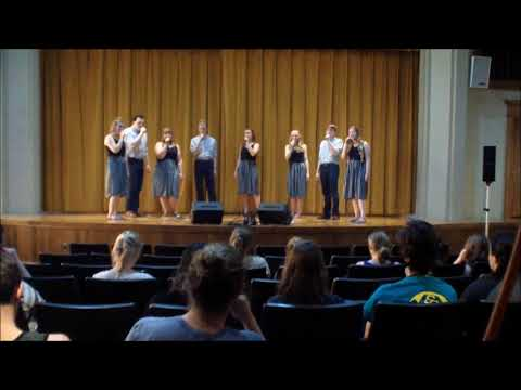 The Lord is My Strength and My Song (Psalm 118) - Geneva College's New Song