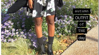 PRIMARK Autumn / Fall Outfit Of The Day Thumbnail