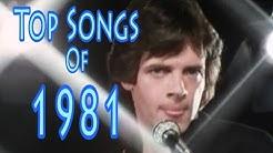 Top Songs of 1981