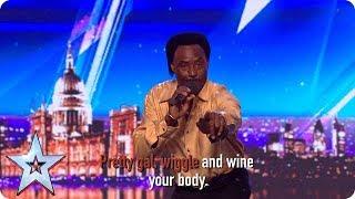 Sing along with Donchez: 'Wiggle Wine' karaoke | BGT 2018