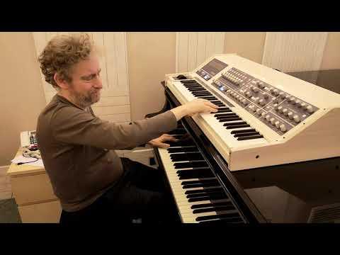 Jean-Philippe Rykiel, son piano et The River.