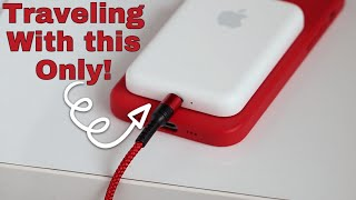 Apple MagSafe Battery Pack REVIEW | Travel Edition !
