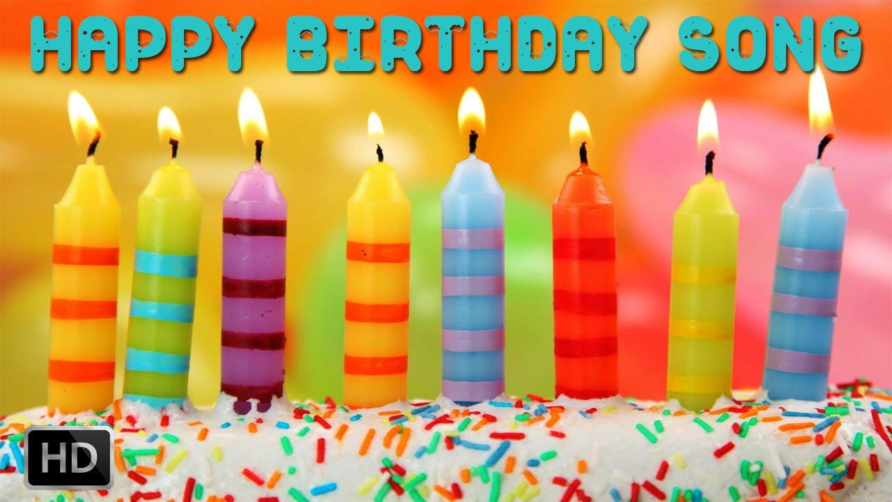 You Tube Happy Birthday Song