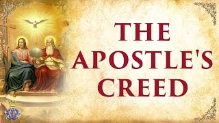 [1.56 MB] The Apostle's Creed