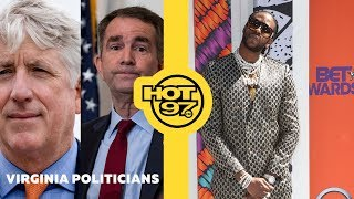 2 Chainz FLAMES The NBA + What Is Going On In Virginia?