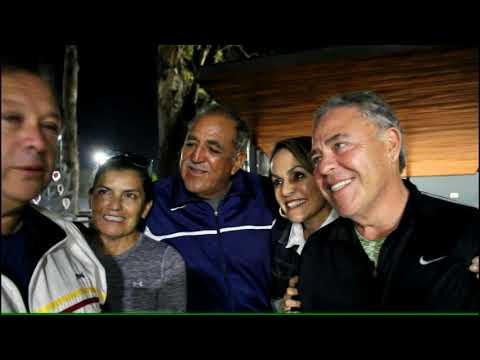 NORITA CHAPARRO Y AMIGOS FELICES EN EL SENIORS DEL GUADALAJARA COUNTRY CLUB