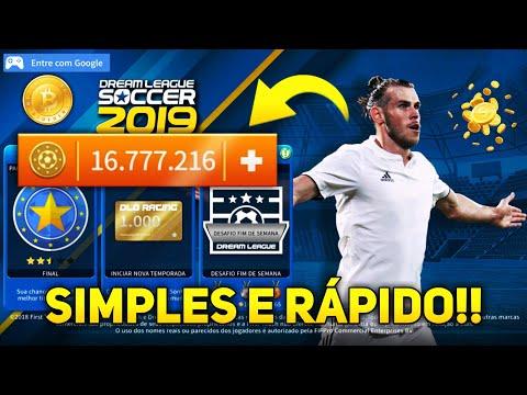 Como Adicionar Dinheiro Infinito No Dream League Soccer 2019!