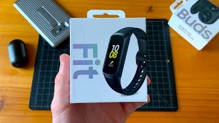 Samsung Galaxy Fit (Black) Unboxing & First Impressions