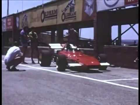 South African Grand Prix Formula One race 1971