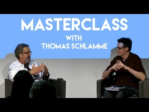 In Conversation with Thomas Schlamme