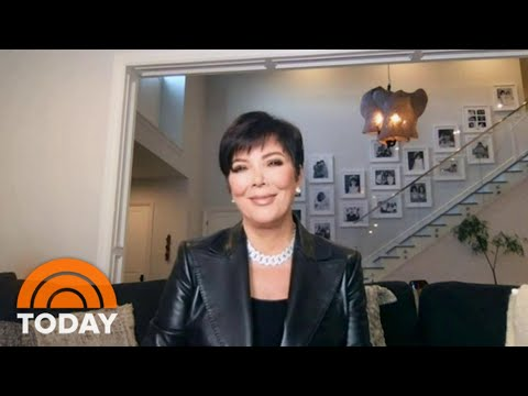Kris Jenner Talks Final Season Of 'Keeping Up With The Kardashians'   TODAY
