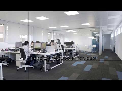 Planta Lasa   Mobiliario para Oficina from YouTube · Duration:  51 seconds