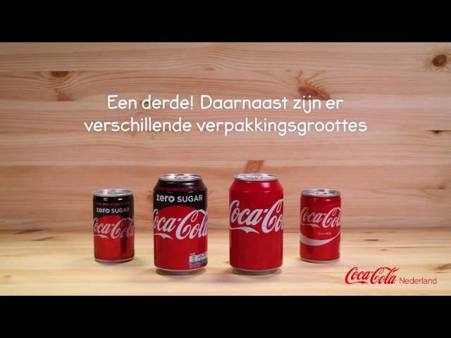 Zes vragen aan Coca-Cola
