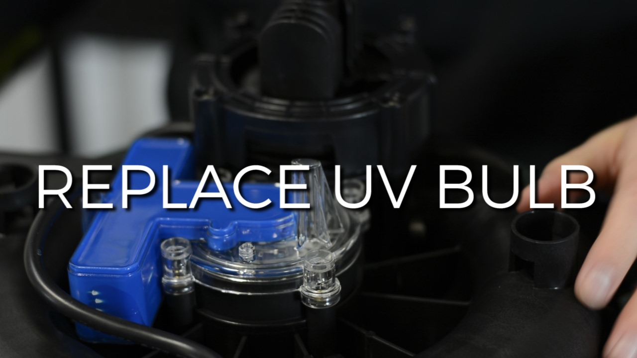 How to Replace a UV bulb in the Tetra Bio-Active Pond Filter | Webb's Online