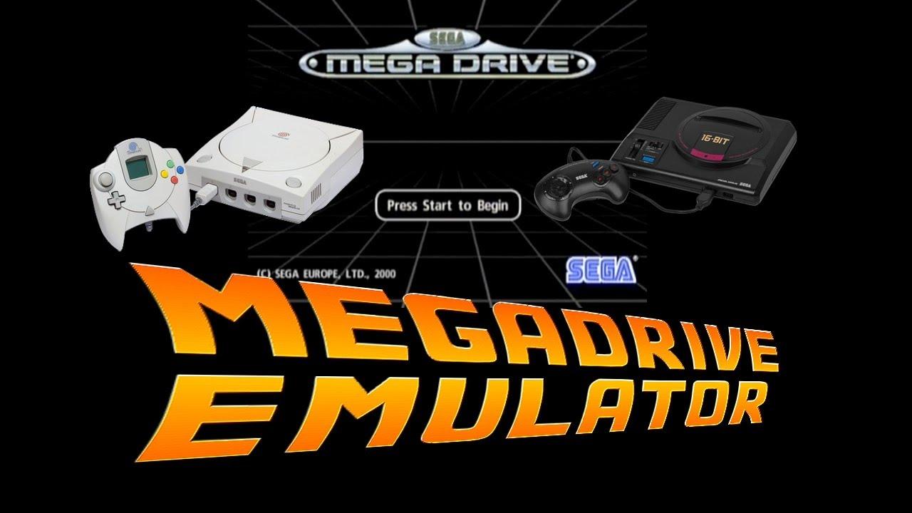 sega genesis emulator for dreamcast