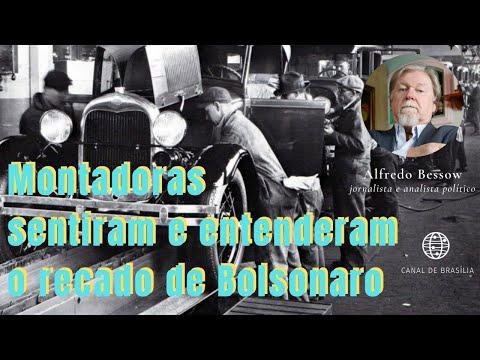 Acostumada a se dar bem, Ford foi desmascarada por Bolsonaro