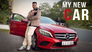 I Bought the Latest *RED* Mercedes C200.....!