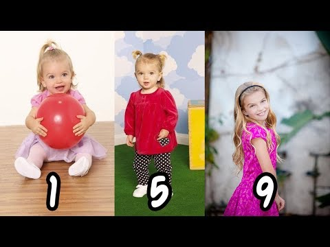 Mia Talerico Transformation From 1-9 Years Old