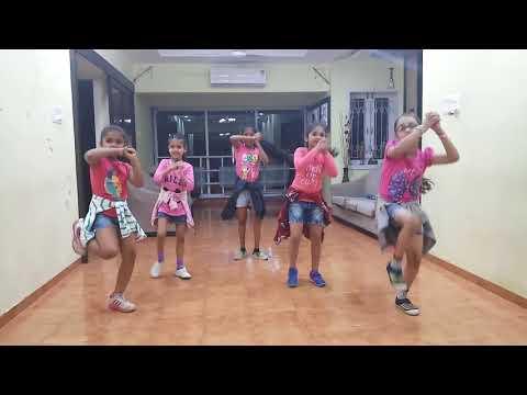 Swag se swagat|Tiger Zinda Hai|Kids Dance|Choreography by Hetal kela