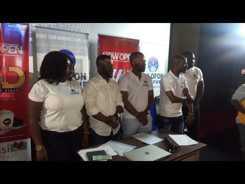 Zylofon Media Signs A Mouth Watering Deal with 'Watch & Dine' Cinema in Kumasi