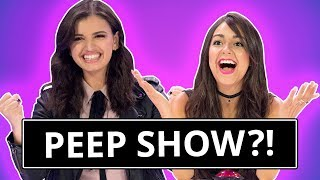 REBECCA BLACK VS CAELI VS COURTNEY RANDALL | TAP THAT AWESOME APP