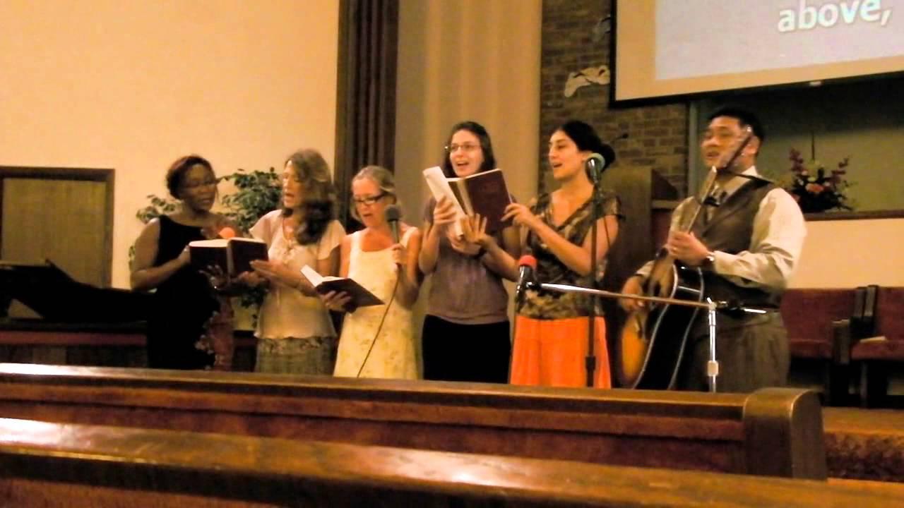 Hymn #100- Great Is Thy Faithfulness 7-21-12