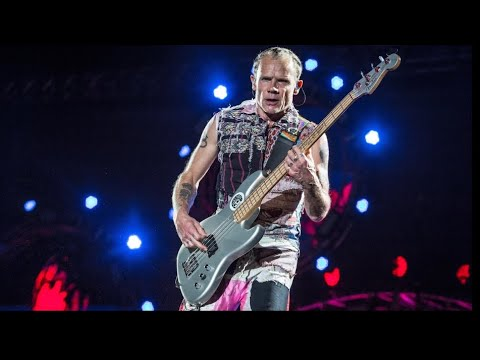 Red Hot Chili Peppers - Hump de Bump (Lollapalooza Argentina 2018)