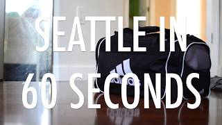 Seattle In 60 Seconds