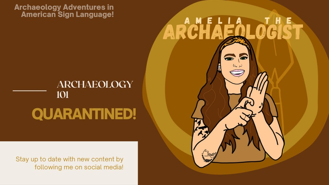 ARCHAEO-RANDOS: QUARATINED!