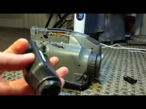 TeardownTube - episode 39 - JVC GR-AX25U Camcorder