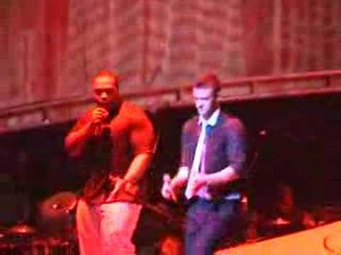 Justin Timberlake Chop Me Up Milan 01.06'2007