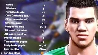 Face Ederson Moraes (Manchester City-Brasil) Pes 2013