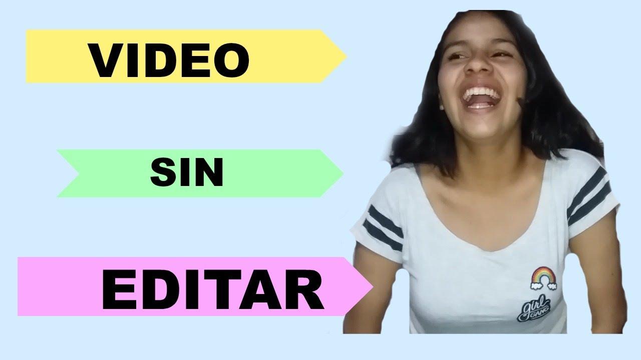 VIDEO SIN EDITAR AL 100% / HABLA PE CAUSA