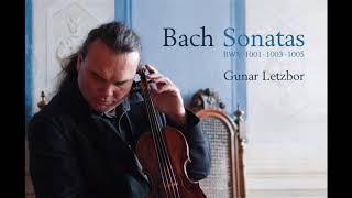 Gunar Letzbor Bach
