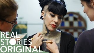 Does Britain hate face tattoos? These people went undercover to find out   Real Stories Original