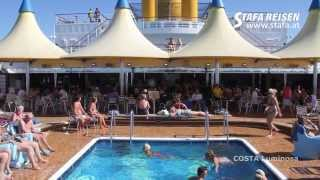 Gambar cover STAFA REISEN Schiffvideo: Costa Luminosa