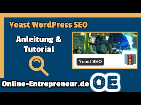 Yoast WordPress SEO Deutsch: WordPress Plugin Tutorial